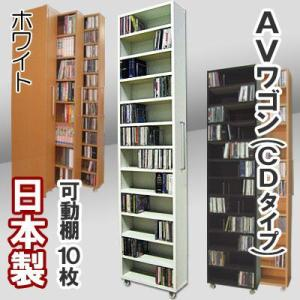 CDラック DVDラック 本棚 CD収納 DVD収納 ビデオ収納 コミック収納 本収納 CDラック