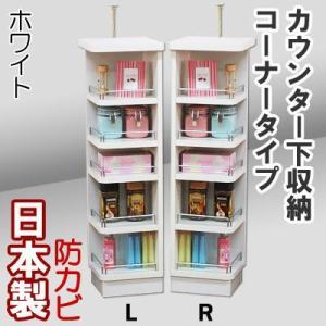 カウンター下収納庫(コーナー) |kagufactory