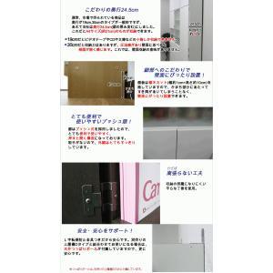 壁面収納 幅60 奥行24.5 高さ180 Cタイプ リビング収納 キッチン収納 本収納 AV収納 壁面収納|kagufactory|03