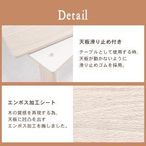 こたつ テーブル 正方形  ホワイト 炬燵 ローテーブル 折りたたみこたつ 正方形 幅75cm  キューブ|kaguhonpo|08