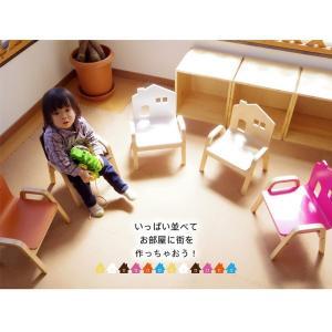 子ども椅子 椅子 子供 キッズ家具 木製キッズチェアー おうちのこいす 子供専用チェア|kaguhonpo|03