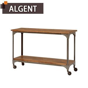ラック 収納ラック 収納 棚 シェルフ おしゃれ 木製 ディスプレイラック 2段 (ALGENT)アルジェント|kaguhonpo