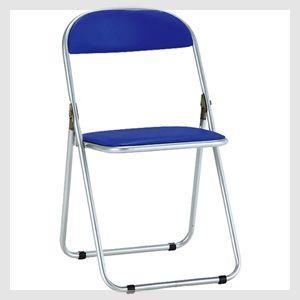 折りたたみ椅子 手挟み防止機能 パイプ椅子 ミーティングチェア 会議椅子 会議チェア 折り畳み椅子 代引不可|kagukuro|05
