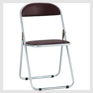 折りたたみ椅子 手挟み防止機能 パイプ椅子 ミーティングチェア 会議椅子 会議チェア 折り畳み椅子 代引不可|kagukuro|06