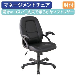セーブル マネージメントチェア 社長椅子 役員椅子 重役椅子 エグゼクティブチェア(416175)