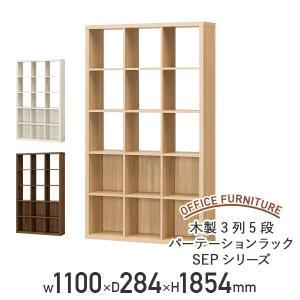通常の収納棚として使用するのはもちろん、リビングなどの広い部屋を仕切る、間仕切りとしてもお使いいただ...