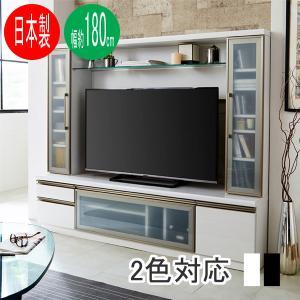 組み立てします 送料無料 開梱設置 ハイタイプ テレビボード テレビ台 国産 180cm幅|kagunoconcierge