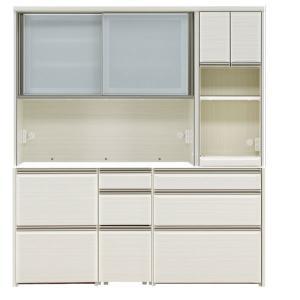 食器棚 完成品 レンジボード 180cm幅 「フォルツ」 開梱設置 ※1月10日入荷予定|kagunoconcierge