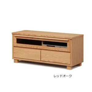 テレビボード TVボード 自然塗装仕上げ 104cm幅 「アンリ」|kagunoconcierge