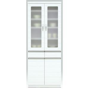 食器棚 完成品 70cm幅 「ニュージェリー」 開梱設置|kagunoconcierge