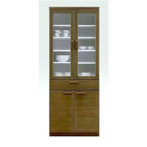 食器棚 完成品 70cm幅 「ロマーナ」 開梱設置|kagunoconcierge
