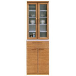 食器棚 完成品 60cm幅 「サンダー」 開梱設置|kagunoconcierge