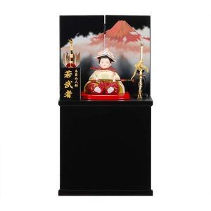 端午の節句は、お生まれになった男子の武運長久を願いお祝いをするという日本古来の伝統行事です。 収納飾...