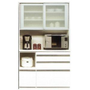 キッチンボード 完成品 レンジボード 国産 120cm幅 開梱設置|kagunoconcierge