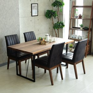 ダイニングテーブルセット 幅150cm 5点セット 4人掛け ダイニングテーブル kagunomori