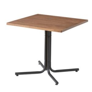 テーブル 机 カフェテーブル ダリオ 75×75 END-223TBR スチール 北欧|kagunoroomkoubou