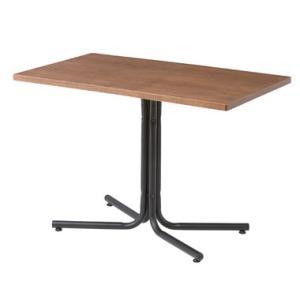テーブル 机 カフェテーブル ダリオ 100×60 END-224TBR スチール 北欧|kagunoroomkoubou