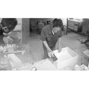 キッチン収納 食器棚 キッチンボード 日本製 国産 大川家具 ノア 70 ダイニングボード OP|kagunoroomkoubou|05