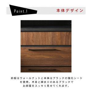 キッチン収納 食器棚 キッチンボード 日本製 国産 大川家具 ノア 70 ダイニングボード OP|kagunoroomkoubou|07