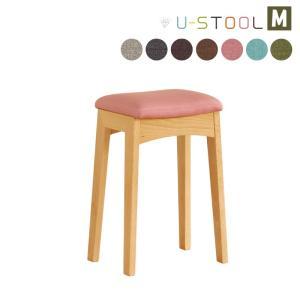 スツール 椅子 イス チェア 木製 スツール 北欧デザイン 腰掛け 天然木 ユースツールM|kagunoroomkoubou