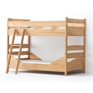 2段ベッド Forest フォレスト二段ベッド アルダー無垢材|kagunoroomkoubou