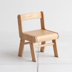 na-ni(なぁに) キッズチェア ウッドチェア 子供椅子 イス いす 天然木 ナチュラル kagunoroomkoubou