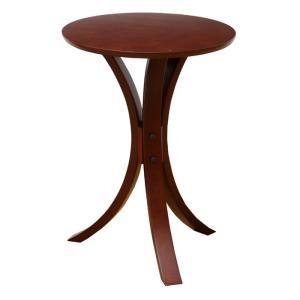 サイドテーブル ダークブラウン kagunoroomkoubou