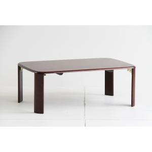 アジャストテーブル 90  横幅90cm リビングテーブル ローテーブル センターテーブル ちゃぶ台 折りたたみテーブル 折り畳み 木製|kagunoroomkoubou
