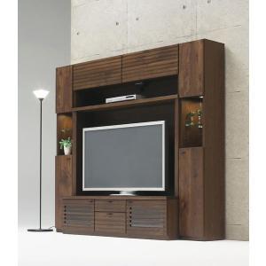 210 ハイタイプ テレビ台 TVボード TV台 MUSASHI シンプル 和風 和モダン|kagunoroomkoubou