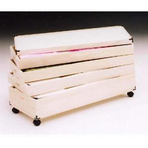 キャスターつき総桐衣裳ケース4段(KR-4C)(タトウ紙サイズ) 1100 和風 和モダン 国産 日本製900 和風 和モダン 国産 日本製|kagunoroomkoubou