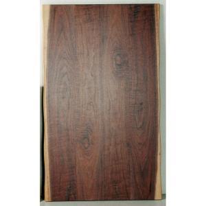 こたつ板 片面仕様 ウォールナット皮付き突板 天板厚37mm 幅1500×奥行き850mm|kagunoroomkoubou