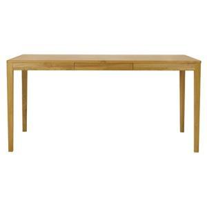 ダイニングテーブル テーブル 机 食卓 国産 日本製 ナチュラル 北欧 kiva 150 アルダー材|kagunoroomkoubou