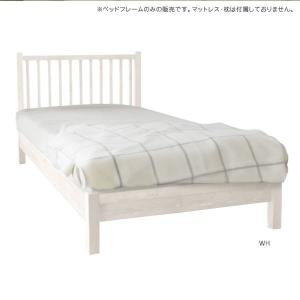 mam マム カモミール ベッドフレーム シングル ベッド ベット 木製 パイン材 無垢 フレンチカントリー kagunoroomkoubou 02