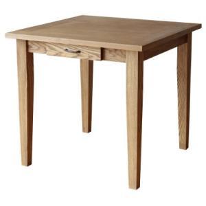 and_g アンジー fudge/ファッジ 幅75cm ダイニングテーブル 食卓テーブル アンティーク風|kagunoroomkoubou