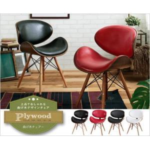 椅子 イス チェア  プライウッド曲げ木デザインチェア|kagunoroomkoubou