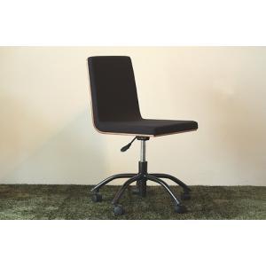 オフィスチェア 椅子 イス チェア ブラック レガート|kagunoroomkoubou