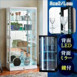 コレクションケース 側面LED付フィギュアケースの写真