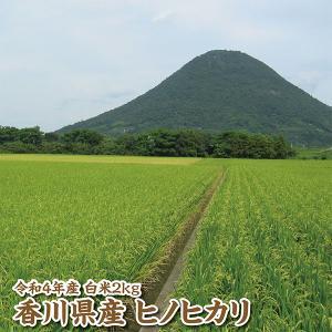 【29年産】香川県産ヒノヒカリ白米2kg 【ひのひかり】...