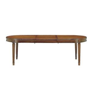 地中海ロイヤル ダイニングテーブル(伸長式) 1789-00|kaguroom