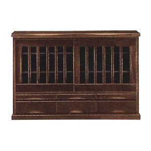 木楽 リビングボード 40sb-k|kaguroom