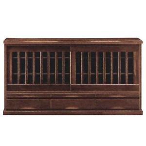 木楽 リビングボード 50sb-k|kaguroom
