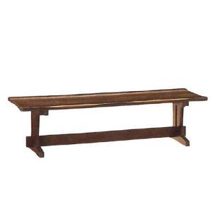 木楽 ベンチ W1800 bc-41k-180|kaguroom