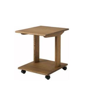 【飛騨産業】 木かげ kokage  サイドテーブル FK600 ナラ 塗色3色 TB色 TC色 DU色|kaguroom