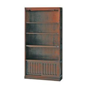 【北海道民芸家具】 書棚 HM111K 重ね書棚|kaguroom