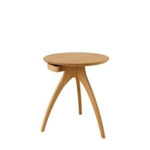 【飛騨産業】 VIOLA  ヴィオラ  サイドテーブル WN108ST ナラ OU色|kaguroom