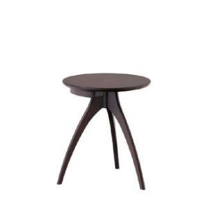 【飛騨産業】 VIOLA  ヴィオラ  サイドテーブル WT 108ST ウォールナット GW色|kaguroom