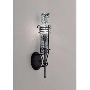 壁面間接照明アンティーク風クラッシュガラスセードLEDランプ照明 ERB6354C|kaguselect-com