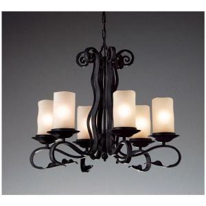 シャンデリア 照明アンティーククラシックモダン LEDランプ6灯 ERC2045X|kaguselect-com