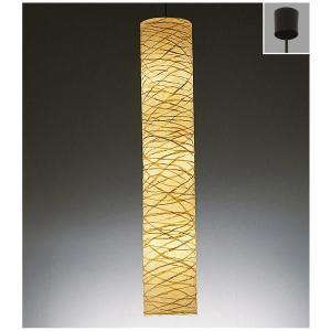 和風・ペンダント 照明ランプ和紙照明 円筒和紙 筒型照明LEDランプ照明 ERP7121N|kaguselect-com