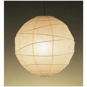 和風照明器具・ペンダントライト手作業 照明ランプ 丸型和紙(雲竜)照明 LEDランプ照明 ERP7240N|kaguselect-com